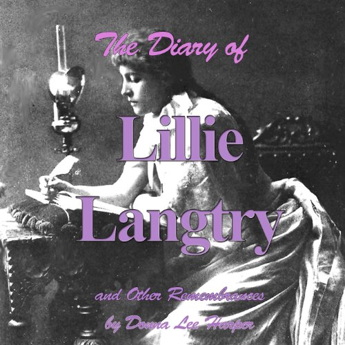 The Diary of Lillie Langtry audiobook cover art