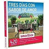 Smartbox Tres días con Sabor de Amor Caja Regalo, Adultos Unisex