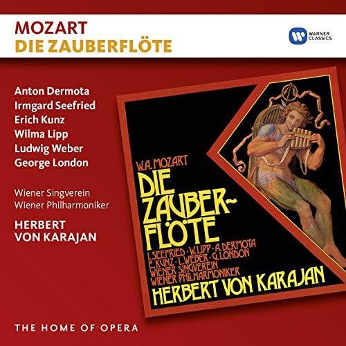 Herbert von Karajan & Wolfgang Amadeus Mozart