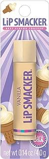 Lip Smacker Lip Gloss Lip Balm Vanilla 0.14 Ounce (Pack of 5)