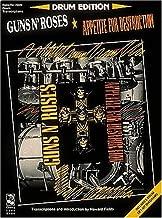 Best guns n roses drum book Reviews