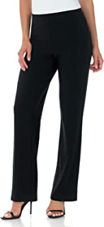 Travel in Style - Women's Classic Straight Leg Pant