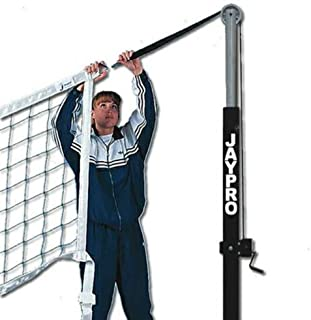 Jaypro Sports 2 in. Wide Adjustable Flex Net and Adapter Strap
