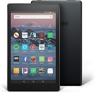 """Fire HD 8 Tablet (8"""" HD Display, 16 GB) - Black"""