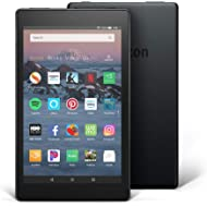 """Fire HD 8 Tablet (8"""" HD Display, 16 GB, with Special Offers) - Black"""