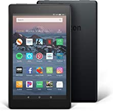 "Certified Refurbished Fire HD 8 Tablet (8"" HD Display, 16 GB) - Black (Previous Generation - 8th)"