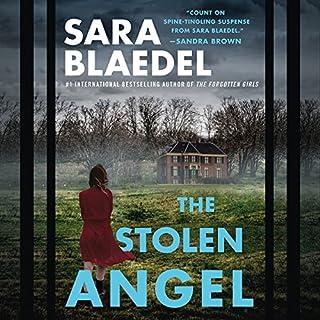 The Stolen Angel cover art