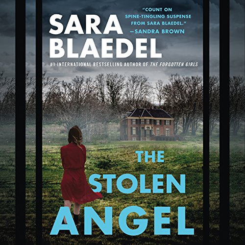 The Stolen Angel audiobook cover art