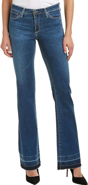 AG Jeans Womens Angel Bootcut Jeans  Interim Interim 27, 28