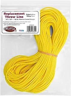 Weaver Arborist Replacement Polyethylene Throw Line