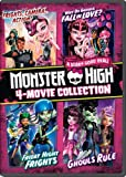 MONHIGH 4MOV CL DVD
