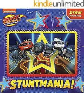 Stuntmania (Blaze and the Monster Machines)