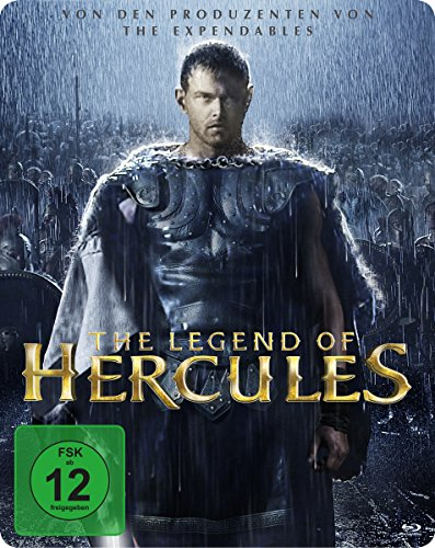 The Legend of Hercules - Steelbook [Alemania] [Blu-ray]