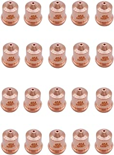 Donwind 20Pcs Plasma Nozzle 220671 for Powermax 45 Shielded Aftermarket Consumable