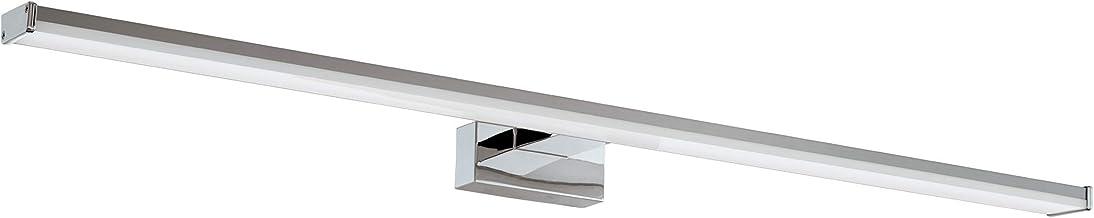 EGLO Pandora 1 spiegellamp, aluminium, 1 W, chroom, zilver