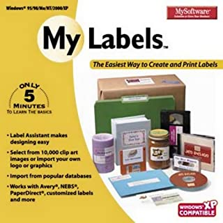 My Software My Labels