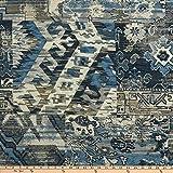 Fabric & Fabric 0728192 Artistry Tribal Southwest Graze
