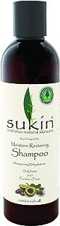 Sukin Moisture Restoring Shampoo, 8.46 Fluid Ounce