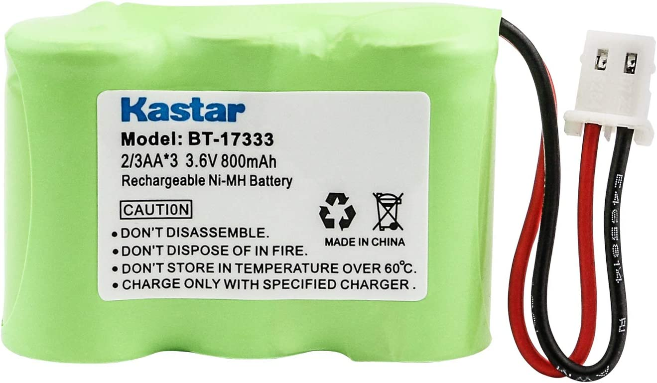 Kastar Rechargeable Cordless Challenge the lowest price of Japan ☆ 2021new shipping free shipping Phone Battery Vtech Replacement for