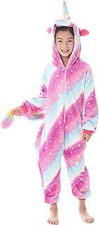 ec4e4fb5ce847 YAOMEI Enfant Kigurumi Combinaison Pyjama Onesies