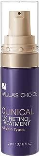 Paula's Choice Clinical Serum Facial de 1% Retinol - Suero Antiarrugas & Atenúa las Manchas Oscuras para Cara & Ojos - Crema con Peptidos - Todos Tipos de Piel - Tamaño de Viaje 5 ml