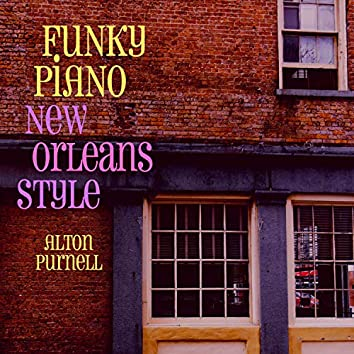 Funky Piano New Orleans Style
