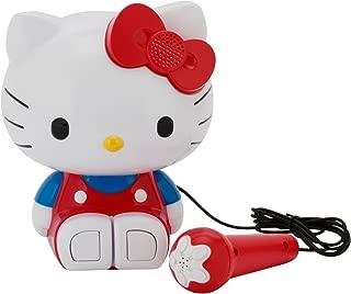 Hello Kitty Sing A Long Molded Karaoke