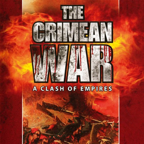 The Crimean War audiobook cover art