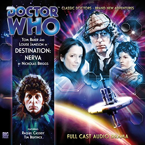 Doctor Who - Destination Nerva audiobook cover art