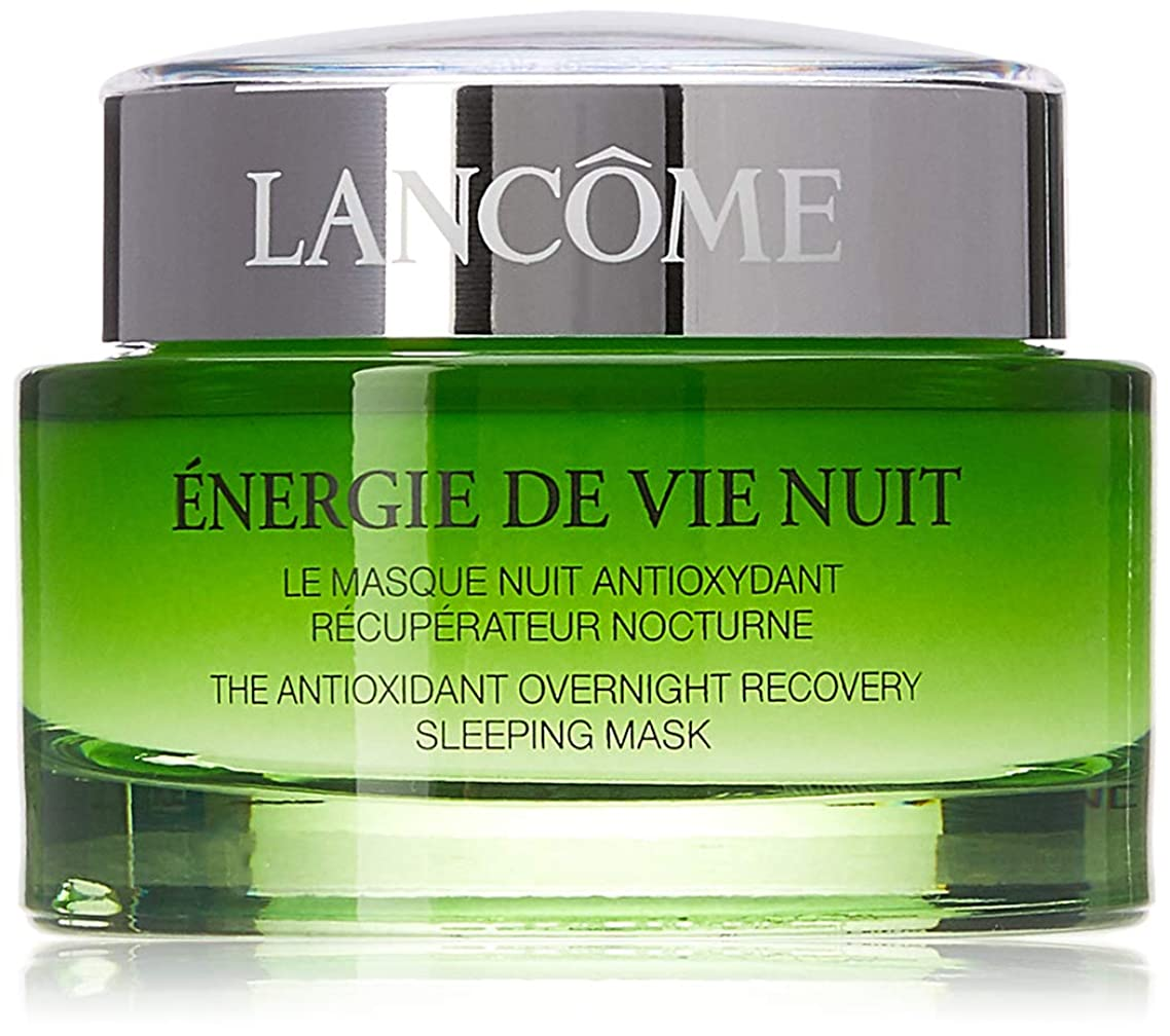 Lancaster Energie De Vie Nuit Sleeping Mask for Unisex, 2.6 Ounce