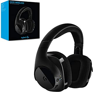 Logitech G 981-000636 Wireless Gaming Headset G533
