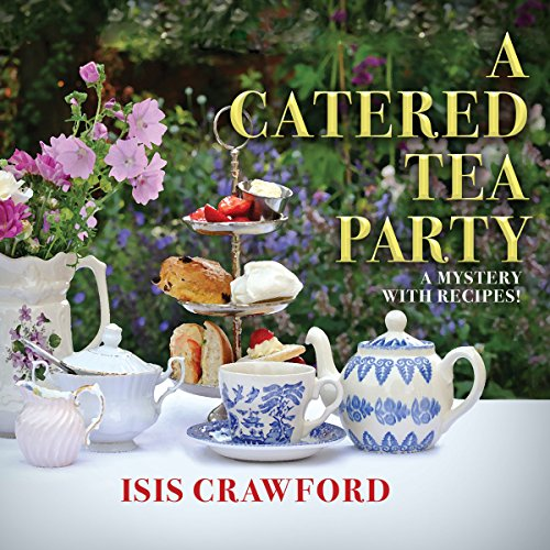 A Catered Tea Party audiobook cover art