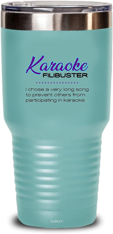 Karaoke Filibuster Tumbler Gifts Portland Mall 30oz Cheap bargain