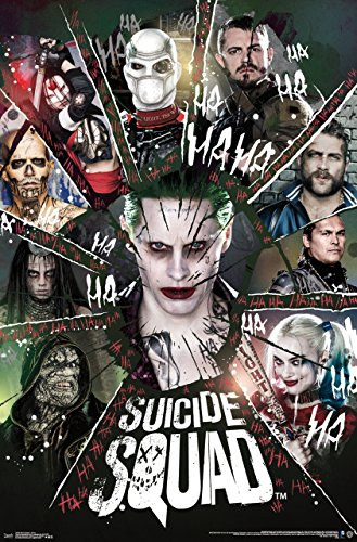 61SJppgb1sL Harley Quinn Suicide Squad Posters