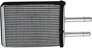 Heater Core Aluminum 7.13 x 6.31 x 1 in. for Protege 99-03 7-1/8 X 6-5/16 X 1 In. Core Size 5/8 Inlet Size