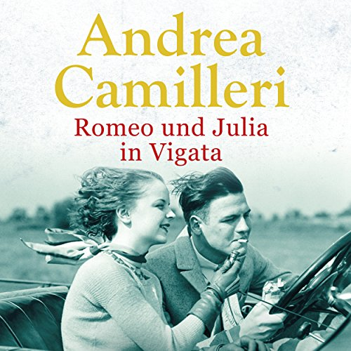 Romeo und Julia in Vigata audiobook cover art