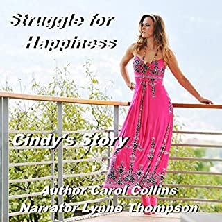 Struggle for Happiness: Cindy's Story (Struggle for Happiness Trilogy) cover art