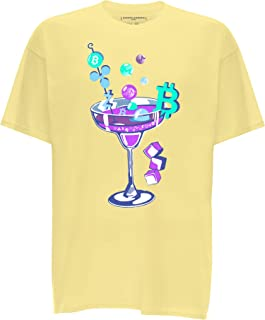 Cointelegraph Crypto Champagne T-Shirt Unisex | Cryptocurrency Blockchain