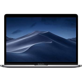 Apple MacBook Pro (13インチ, 一世代前のモデル, 8GB RAM, 512GBストレージ, 2.3GHzクアッドコアIntel Core i5プロセッサ) - スペースグレイ
