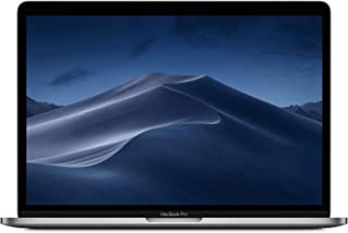 Apple MacBook Pro MR9R2 with Touch Bar and Touch ID Laptop -8th Gen-Intel Core i5,2.3Ghz, 13.3-Inch, 512GB SSD,8GB, Eng-KB, macOS, Space Gray, International Version
