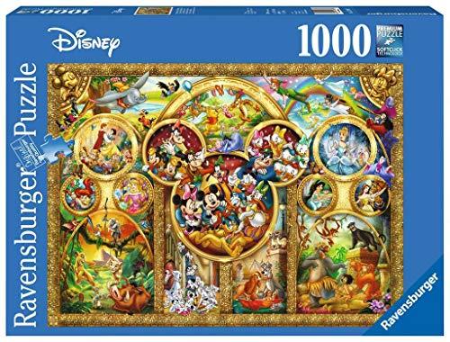 Ravensburger 15266 Lo Mejor de Disney - Puzzle (1000 Piezas)
