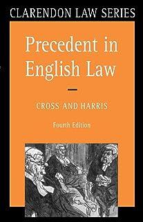 Precedent in English Law