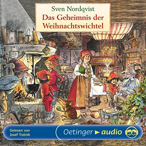 Das Geheimnis der Weihnachtswichtel audiobook cover art