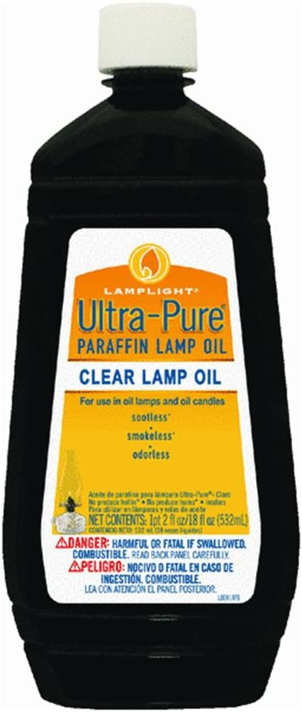 Lamplight 60014 Ultra-Pure Lamp New popularity of Latest item Oil 12 Pack