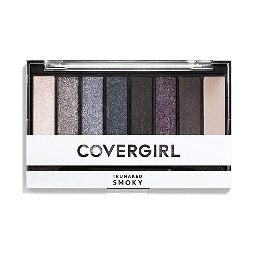 機転誤解する反動COVERGIRL TruNaked Eye Shadow Palette - Smoky (並行輸入品)