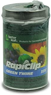 Luster Leaf Rapiclip Green Twine in Dispenser Can - 325 Foot 404
