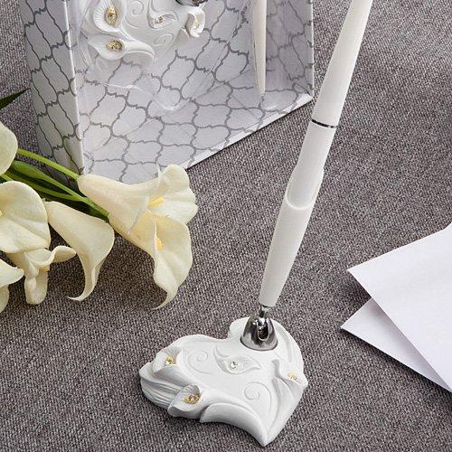 Wedding Favors Calla Lily Design Pen Set