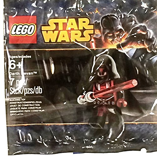 Lego Star Wars Darth Revan in Polybag Promo Minifigure Sith Old Republic (Neuheit 2014)