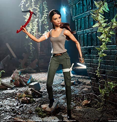 Barbie Tomb Raider Lara Croft FJH53 - 7