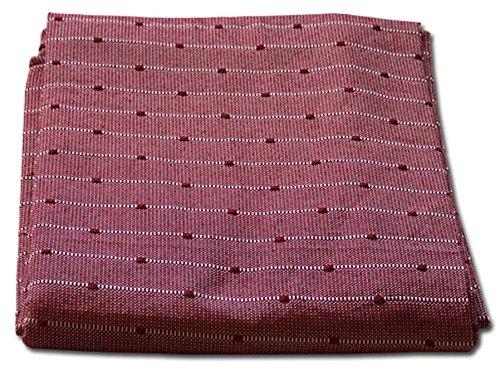 Lanovenanube - Plaid Multiusos Kenya 230x260 - Granate